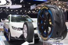 Goodyear irá apresentar dois protótipos de pneus em Genebra