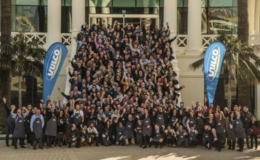 Vulco celebra 25 anos de êxitos com os sócios de Portugal e Espanha