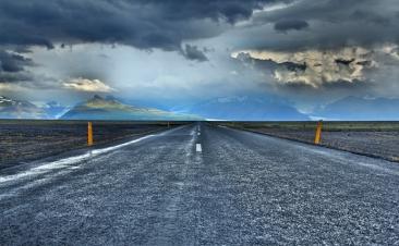 Circulou em estradas com sal? Lave o seu carro o quanto antes