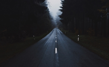 Como conduzir com placas de gelo na estrada