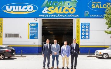 Vulco em expansão inaugura oficina no Porto