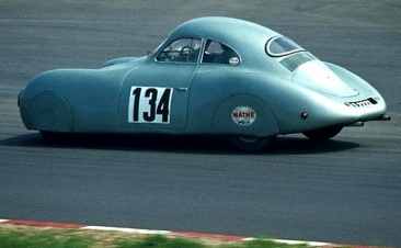 Sabe por que é que este Porsche único não foi vendido?