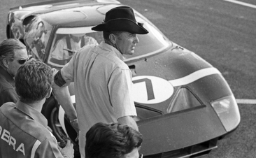 Goodyear '66, a história por trás do filme Le Mans '66