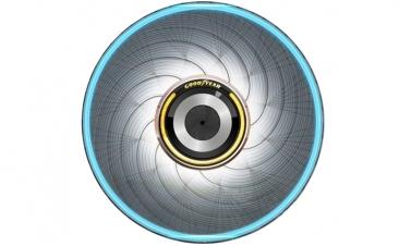 O pneu do futuro vai regenerar-se sozinho e adaptar-se a si