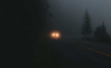 Sabe qual é o alcance das luzes de estrada?
