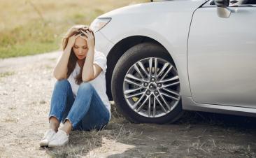 Seis consequências de conduzir sob stress