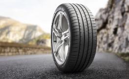 No que respeita aos pneus de verão, o segredo está na borracha