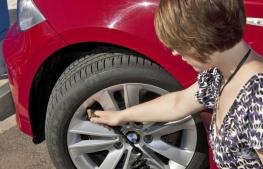 Desta forma, os seus pneus duram mais tempo