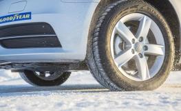 As vantagens dos pneus de inverno em relação às correntes de neve