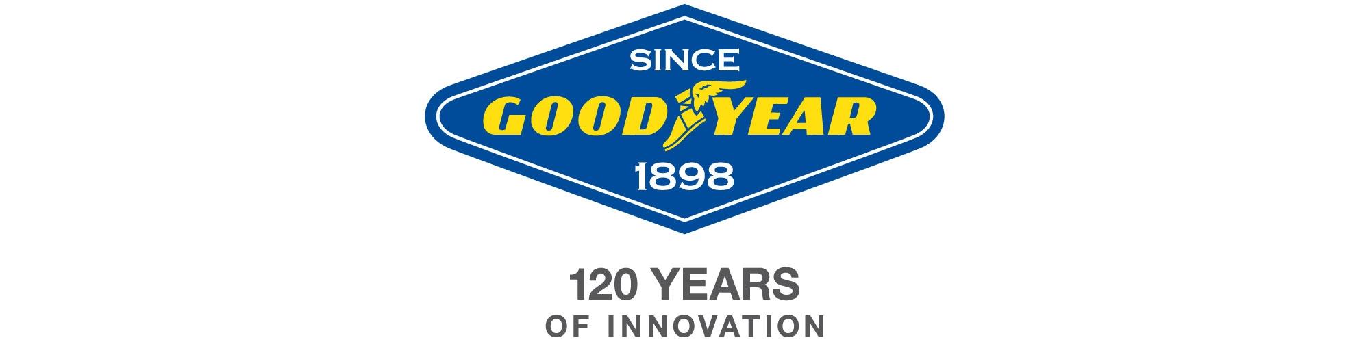Goodyear 120 años