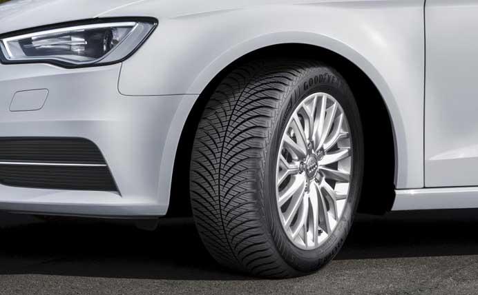 goodyear apresenta a segunda gera o do pneu vector 4seasons rede vulco oficinas de pneus e. Black Bedroom Furniture Sets. Home Design Ideas